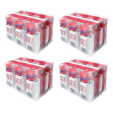 Thùng 24 Hộp Sữa Tươi Nguyên Kem Promess (200ml/Hộp)