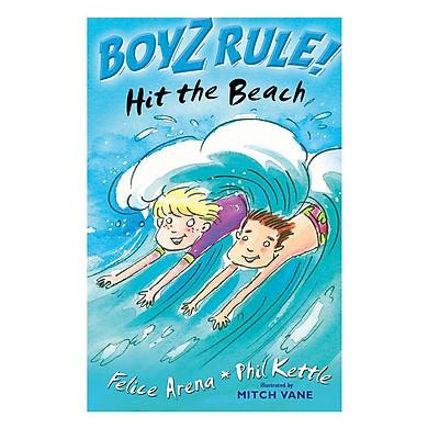 Boyz Rule: Hit The Beach