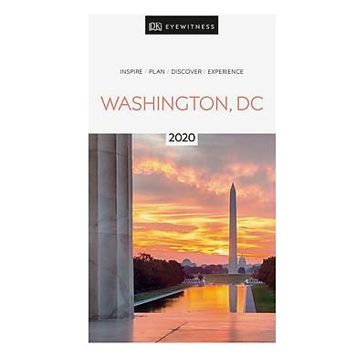 DK Eyewitness Travel Guide Washington, DC