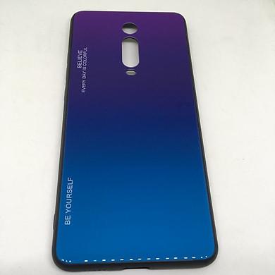Ốp Redmi K20 Pro mặt lưng kính 2 màu - hàng xách tay
