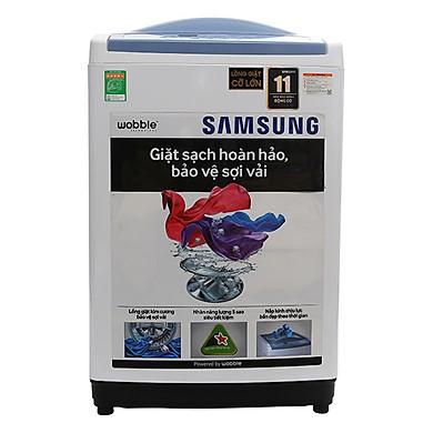 Máy Giặt Cửa Trên Samsung WA85M5120SW/SV (8.5kg) - Trắng - Hàng Chính Hãng