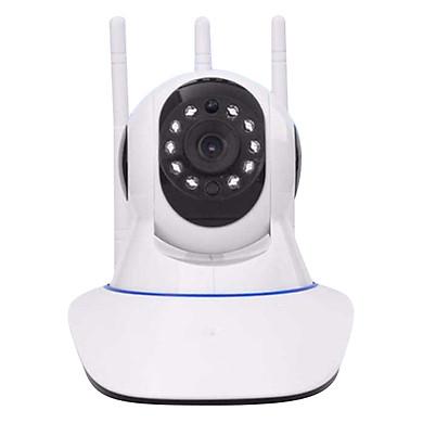 Camera IP Wifi 3 Râu Dùng Phần Mềm YooSee - Hàng Nhập Khẩu