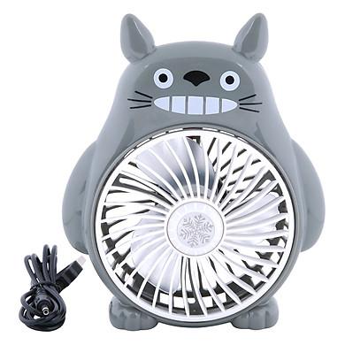 Quạt Sạc Mini Totoro SQ1983