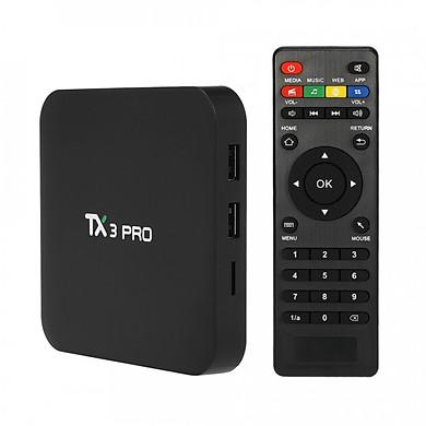 Android TV BOX Thông Minh TX3 PRO S905W