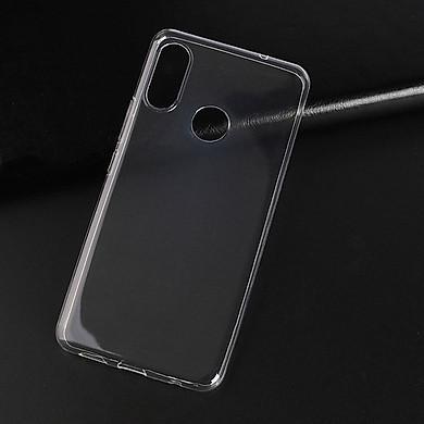 Ốp lưng silicon dẻo trong suốt dành cho Vsmart Joy 2+ Plus siêu mỏng 0.6mm