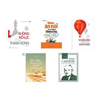 Combo 5 cuốn sách Đọc Để Trưởng Thành 2 - Đích Đến Do Bạn Lựa Chọn