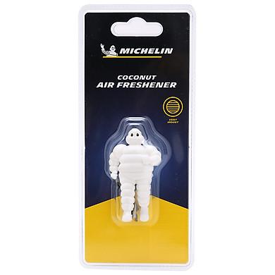 Nước hoa oto Michelin gắn cửa thông gió mùi Coconut 32057 - Hàng chính hãng