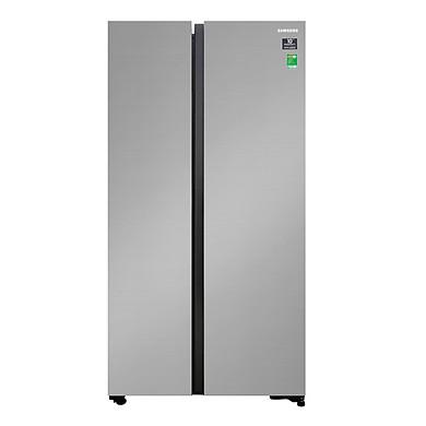 Tủ Lạnh Side By Side Inverter Samsung RS62R5001M9/SV (647L) – Hàng Chính Hãng