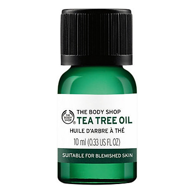 Tinh Dầu Cho Da Mụn The Body Shop Tea Tree Oil (10ml)