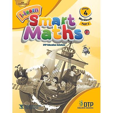 i-Learn Smart Maths Grade 4 Workbook Part 2