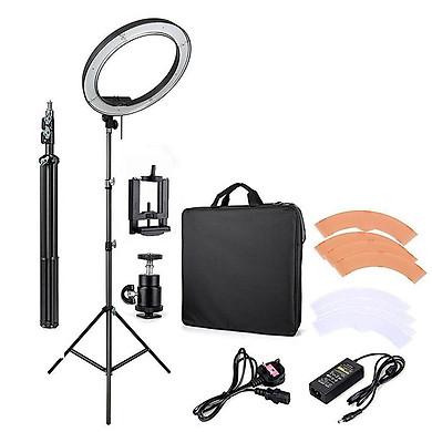 Bộ đèn led HD Ring RL12,18 makeup, quay phim , chụp ảnh, liveteam