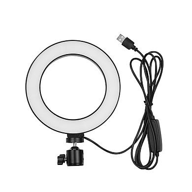 Đèn Vòng LED Hỗ Trợ LiveStream (6 Inches)