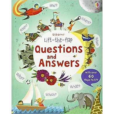 Usborne Lift-the-flap Questions and Answers