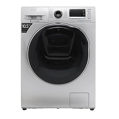 Máy giặt sấy Samsung Inverter 10.5 kg WD10K6410OS SV - HÀNG CHÍNH HÃNG