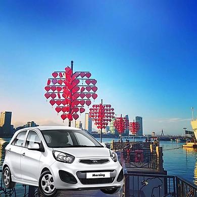 Thuê xe ô tô 4 chỗ tham quan City tour Đà Nẵng full ngày