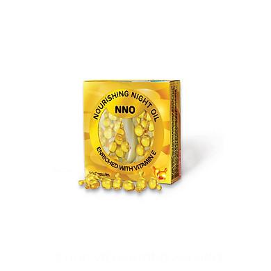 NNO - Viên dưỡng ẩm giúp khóa ẩm cho da, dưỡng ẩm sâu, giảm khô sạm, giúp da mềm mịn và cải thiên nếp nhăn mảnh.
