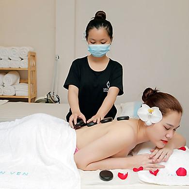 Liệu Trình 60 Phút Massage Trị Liệu Cổ Vai Gáy Tại Ven Ven Massage & Spa