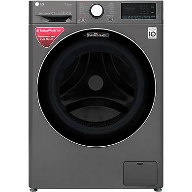 Máy giặt LG Inverter 10.5 kg FV1450S2B – Chỉ giao HCM