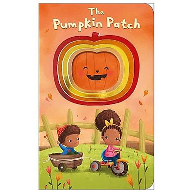 Shiny Shapes: The Pumpkin Patch