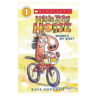 Scholastic Reader Level 1: Little Big Horse