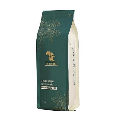 Cà Phê Bột Ru Coffee - 100% Nguyên Chất (500g)