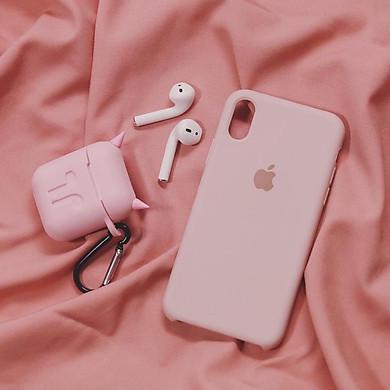 Ốp lưng Silicon chống bám bẩn cho iPhone new 2019