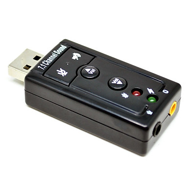 USB Sound - Card Âm Thanh 7.1