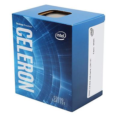 Bộ Vi Xử Lý CPU Intel Celeron G3930 (2.90GHz/2M) - Hàng Chính Hãng