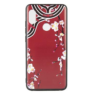 Ốp lưng cho Xiaomi Redmi Note 5 Pro /Not 5 Diên Hi - Áo bào đỏ - Hàng chính hãng