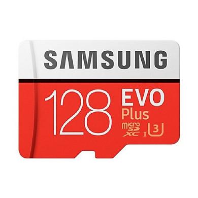 Thẻ Nhớ Micro SDXC Samsung Evo Plus 128GB Class 10 - 100MB/s (Kèm Adapter) - Hàng Nhập Khẩu