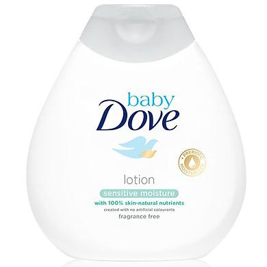 Sữa dưỡng thể Baby Dove Cho Da Nhạy Cảm (200ml)