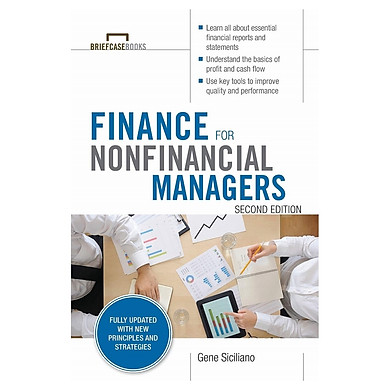 Finance For Non-Financial Managers 2E