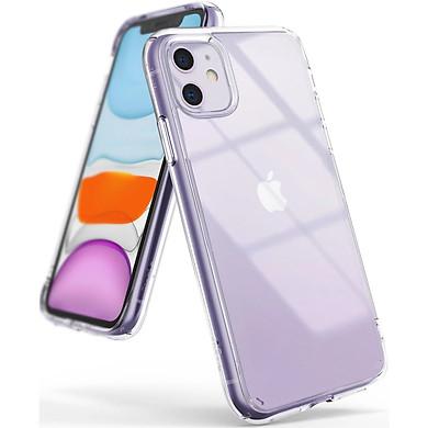Ốp lưng chống sốc Ringke Fusion cho iPhone 11 series - Hàng nhập khẩu