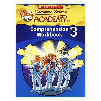 Geronimo Stilton Academy: Comprehension Workbook 3