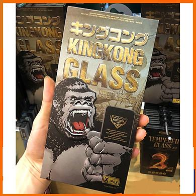 Kính Cường Lực KingKong Full Màn Iphone 6,7,8,X,XR,XS Max - Hàng Nhập Khẩu