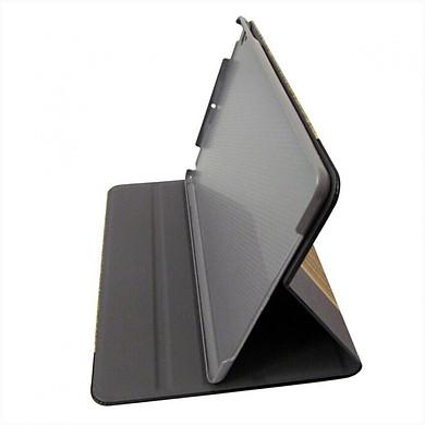 Bao da iPad Pro 9.7 inch hiệu KAKU Brown  - Hàng nhập khẩu