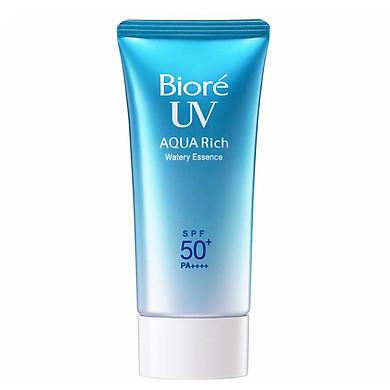 Kem chống nắng Biore Aqua Rich Watery Essence SPF 50+/ PA ++++ (50ml)
