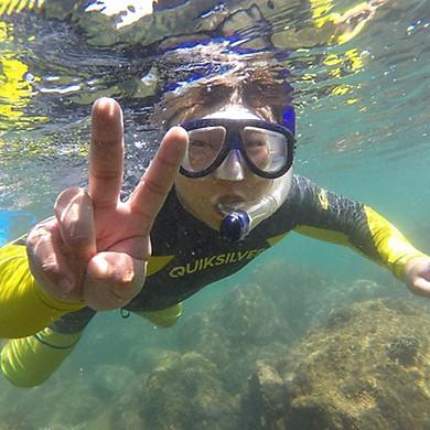 Tour lặn ngắm san hô Sơn Trà không ăn đón Đà Nẵng
