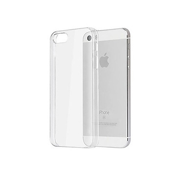 Ốp dẻo trong suốt Silicon cho iPhone 5