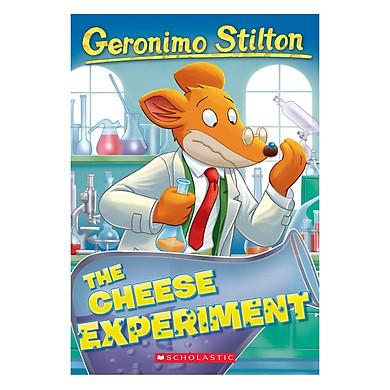 Geronimo Stilton 63: The Cheese Experiment