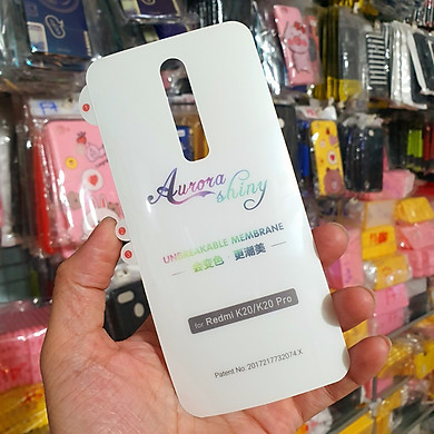 Miếng dán PPF mặt sau Dành cho Xiaomi Redmi K20 và K20 Pro
