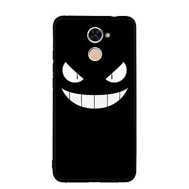 Ốp Lưng Viền TPU cho Huawei Y7 Prime - Monster 01
