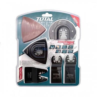 Bộ lưỡi máy cắt gọc đa năng Total TAKTMT1502