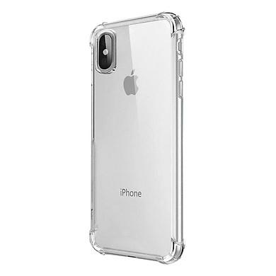Ốp Lưng Dẻo Chống Sốc Phát Sáng Cho iPhone X/ Xs Fashion Case (Trong Suốt) - Hàng Nhập Khẩu