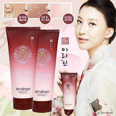 Tẩy da chết trắng da La Hán Quả Hangban Arrahan Soo Peeling Gel Hàn Quốc  180ml | Tiki.vn