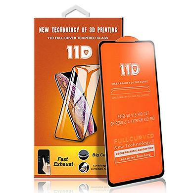 Kính cường lực 11D dành cho Xiaomi Mi 9T / Redmi K20 Full viền Đen MIETUBL