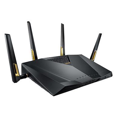 Router Wifi Băng Tần Kép ASUS RT-AX88U - Hàng Chính Hãng
