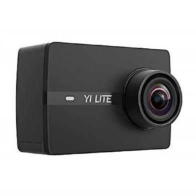 Camera Hành Động YI Lite Action Camera Quốc Tế (Đen) - Hàng Chính Hãng