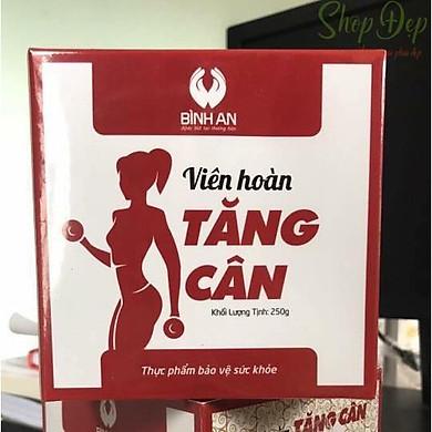 VIÊN HOÀN TĂNG CÂN