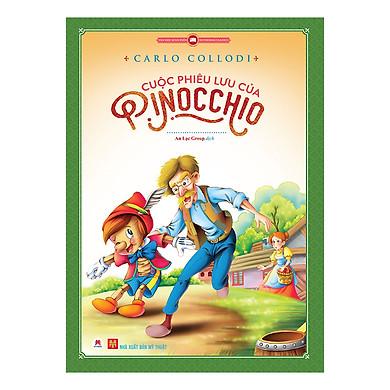 Cuộc Phiêu Lưu Của Pinocchio (Tái Bản 2019)